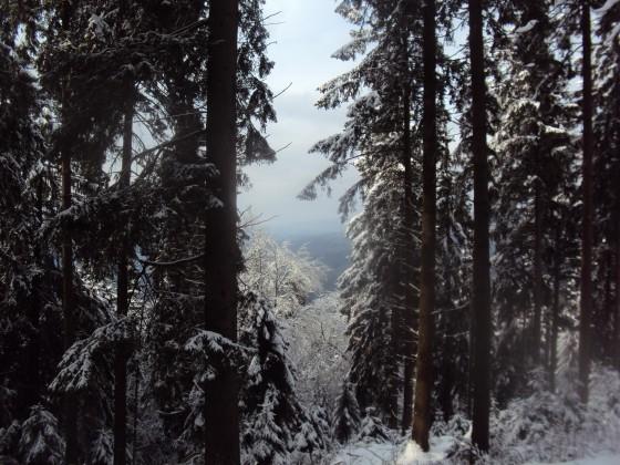Winterimpressionen Ostern 2013