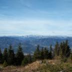 Ausblick vom Rennfeld - Bruck/Mur