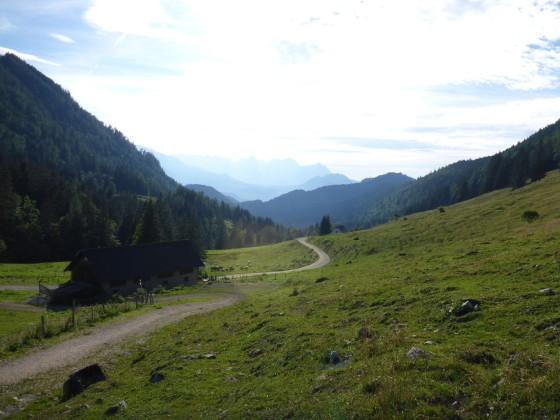 Wanderung Reichraminger Hintergebirge