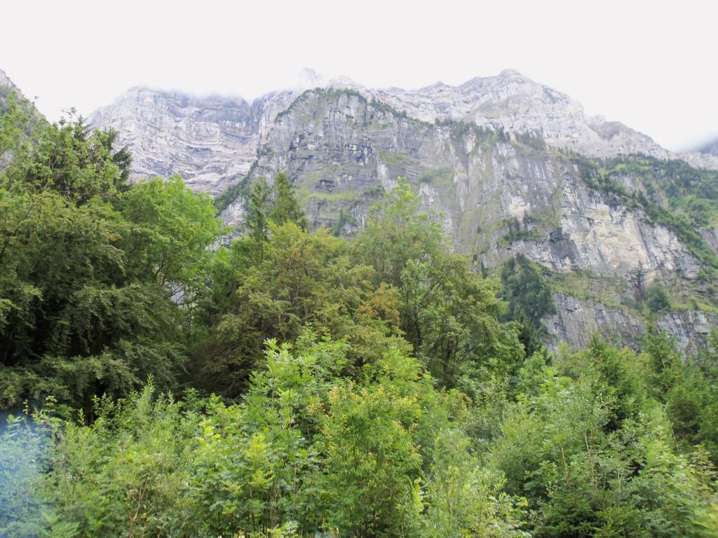 Klöntalersee, Schweiz