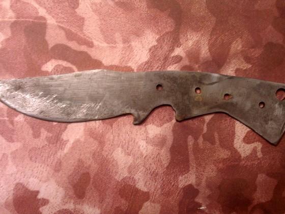 Messer Rohlinge