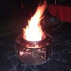 Feuertrommel
