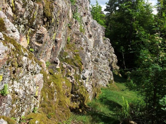 Eschbacher Klippen und Hobokocher