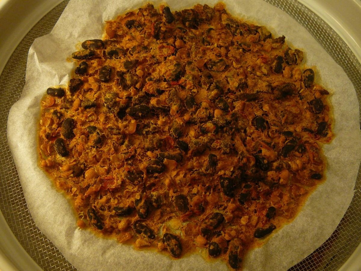Chili Con Carne, dehydriert